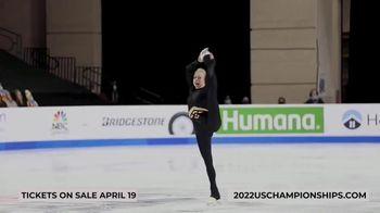U.S. Figure Skating Championships TV Spot, '2022: Nashville' - Thumbnail 4