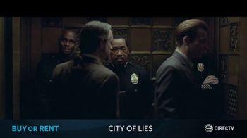 DIRECTV Cinema TV Spot, 'City of Lies'