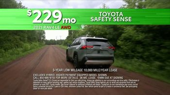 Toyota Spring Into Action Sales Event TV Spot, 'Getting Out There' [T2] - Thumbnail 5