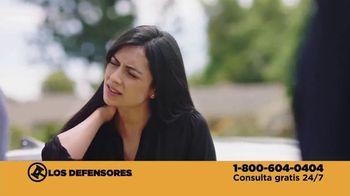 Los Defensores TV Spot, 'Confuso' con Jaime Jarrín, Jorge Jarrín  [Spanish]