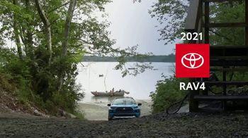 2021 Toyota RAV4 TV Spot, 'Ultimate Adventure-Mobile' Featuring Danielle Demski, Ethan Erickson [T2] - 62 commercial airings