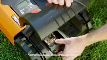 Worx Landroid TV Spot, 'The Future of Lawn Care'