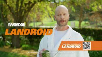 Worx Landroid TV Spot, 'The Future of Lawn Care' - Thumbnail 3