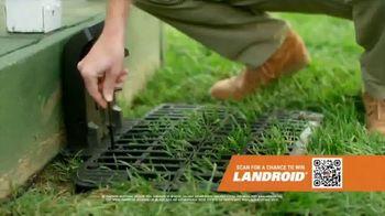 Worx Landroid TV Spot, 'The Future of Lawn Care' - Thumbnail 5