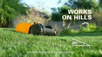 Worx Landroid TV Spot, 'The Future of Lawn Care' - Thumbnail 6