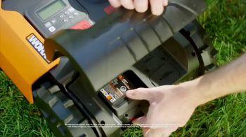 Worx Landroid TV Spot, 'The Future of Lawn Care' - Thumbnail 7