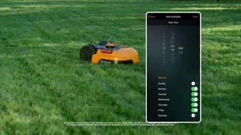 Worx Landroid TV Spot, 'The Future of Lawn Care' - Thumbnail 8