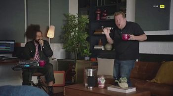 Keurig K-Supreme Plus Brewer TV Spot, 'Hits All The Right Notes' Featuring James Corden - Thumbnail 7