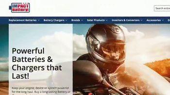 Impact Battery TV Spot, 'Your Online Source' - Thumbnail 3