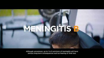 GlaxoSmithKline TV Spot, 'Meningitis B: Prom Dresses, Workouts and New Adventures' - Thumbnail 7