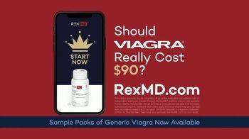 REX MD TV Spot, 'Sample Packs of Generic Viagra' - Thumbnail 2