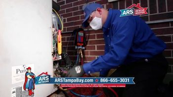 ARS Rescue Rooter Tampa Bay TV Spot, 'Air Conditioning Tune Up: $59' - Thumbnail 4