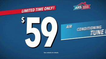 ARS Rescue Rooter Tampa Bay TV Spot, 'Air Conditioning Tune Up: $59' - Thumbnail 5