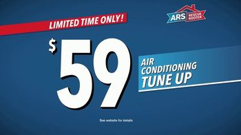 ARS Rescue Rooter Tampa Bay TV Spot, 'Air Conditioning Tune Up: $59' - Thumbnail 7