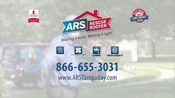 ARS Rescue Rooter Tampa Bay TV Spot, 'Air Conditioning Tune Up: $59' - Thumbnail 8