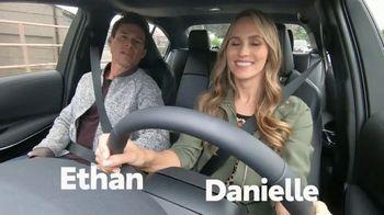2021 Toyota Corolla TV Spot, 'Road Trip: Stevens Pass' Ft. Danielle Demski, Ethan Erickson [T2] - Thumbnail 2