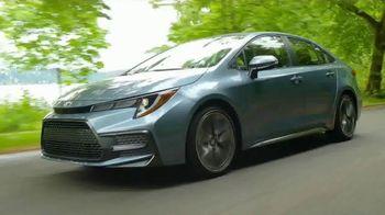 2021 Toyota Corolla TV Spot, 'Road Trip: Stevens Pass' Ft. Danielle Demski, Ethan Erickson [T2] - Thumbnail 6
