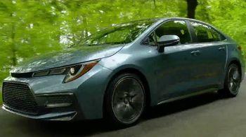 2021 Toyota Corolla TV Spot, 'Road Trip: Stevens Pass' Ft. Danielle Demski, Ethan Erickson [T2] - 335 commercial airings