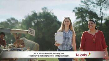 Nucala TV Spot, 'New Normal: Farmer's Market'