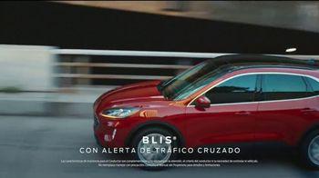 2021 Ford Escape TV Spot, 'Construida para todos: Escape' [Spanish] [T2] - Thumbnail 4