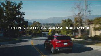 2021 Ford Escape TV Spot, 'Construida para todos: Escape' [Spanish] [T2] - Thumbnail 6