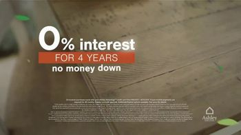 Ashley HomeStore Spring Semi-Annual Sale TV Spot, '25% Off Storewide & Special Financing: Bed' - Thumbnail 4