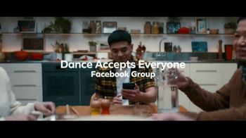 Facebook Groups TV Spot, 'Dance Accepts Everyone'