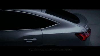 2021 Audi e-tron Sportback TV Spot, 'Unleashed' [T2] - Thumbnail 1