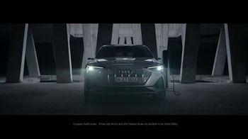 2021 Audi e-tron Sportback TV Spot, 'Unleashed' [T2] - Thumbnail 2