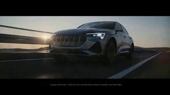2021 Audi e-tron Sportback TV Spot, 'Unleashed' [T2] - Thumbnail 4