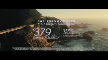 Ford TV Spot, 'The Future Comes Standard: Escape and Explorer' [T2] - Thumbnail 6