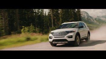 Ford TV Spot, 'The Future Comes Standard: Escape and Explorer' [T2] - Thumbnail 4