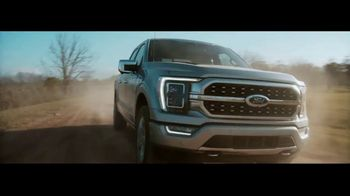 Ford TV Spot, 'Because of This: Trucks' [T2] - 19 commercial airings