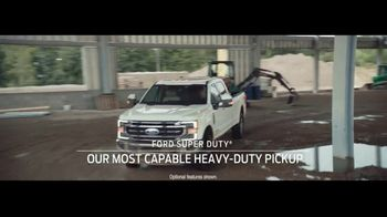 Ford TV Spot, 'Because of This: Trucks' [T2] - Thumbnail 3