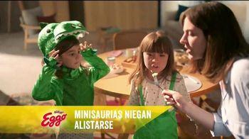 EGGO Waffles TV Spot, 'Minisaurias niegan alistarse' [Spanish] - Thumbnail 4