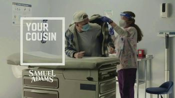 Samuel Adams TV Spot, 'Your Cousin From Boston Gets Vaccinated' - Thumbnail 3