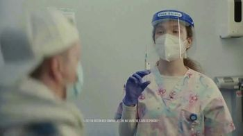 Samuel Adams TV Spot, 'Your Cousin From Boston Gets Vaccinated' - Thumbnail 7