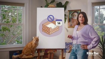 Kitty Poo Club TV Spot, 'Not Obsessed' - Thumbnail 9
