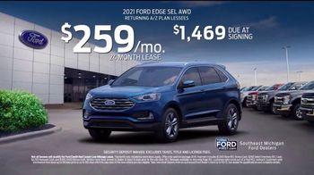2021 Ford Edge TV Spot, 'SUV of the Future: Edge' [T2] - Thumbnail 8