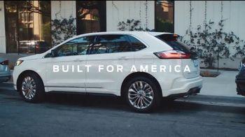 2021 Ford Edge TV Spot, 'SUV of the Future: Edge' [T2] - Thumbnail 7