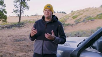 Land Rover Defender TV Spot, 'Outdoors: Backcountry Driving' [T1] - Thumbnail 1
