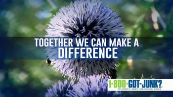 1-800-GOT-JUNK TV Spot, 'Earth Day: Make a Difference' - Thumbnail 7