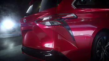 2021 Toyota Sienna TV Spot, 'Modernized Minivan' [T2] - Thumbnail 3