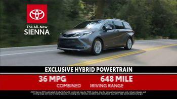 2021 Toyota Sienna TV Spot, 'Modernized Minivan' [T2] - Thumbnail 5