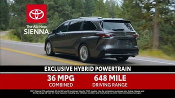 2021 Toyota Sienna TV Spot, 'Modernized Minivan' [T2] - Thumbnail 6