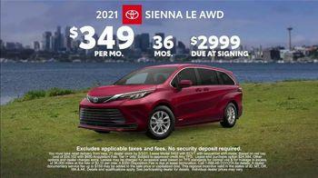2021 Toyota Sienna TV Spot, 'Modernized Minivan' [T2] - Thumbnail 8