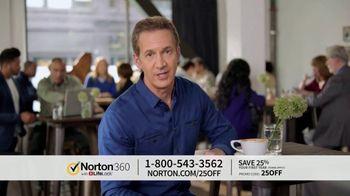 Norton 360 With LifeLock TV Spot, 'CSP360 V3General 120 25 Norton'