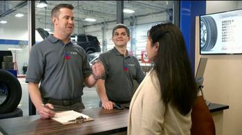 National Tire & Battery TV Spot, 'Two Advisors: No Surprise: $125 Mastercard'
