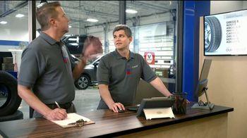 National Tire & Battery TV Spot, 'Two Advisors: No Surprise: $125 Mastercard' - Thumbnail 3
