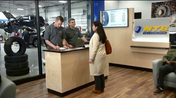 National Tire & Battery TV Spot, 'Two Advisors: No Surprise: $125 Mastercard' - Thumbnail 6